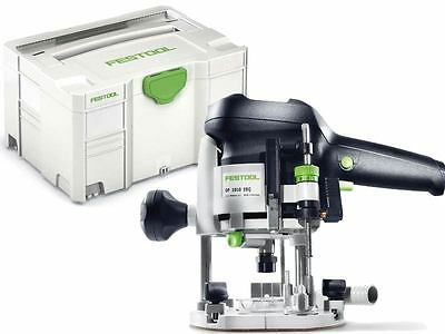 Festool OF 1010 EBQ-Plus GB 240V Plunge Router in Systainer - 574334
