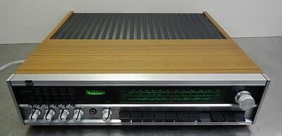 vintage hifi - Dual CR 230 Stereo 4 Band Receiver Tuner Amplifier ~1975-78