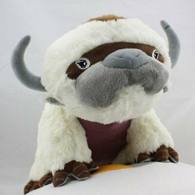 """The Last Airbender Resource 20"""" Appa Stuffed Plush Doll Toy Home Decor Kids Gift"""