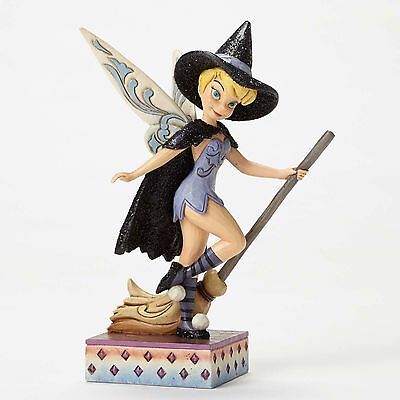 Jim Shore Disney Tinker Bell as Witch figurine 4051980 - New, Mint & CHEAP!