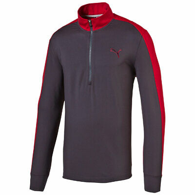 Puma Golf PWRWarm 1/4 Zip Popover Pullover Warm Cell