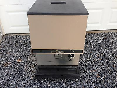 Manitowoc MFD50 Counter Top Ice / Water Dispenser