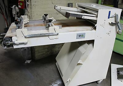 SIMPLEX Model 4-24 Bakery Dough Sheeter Moulder