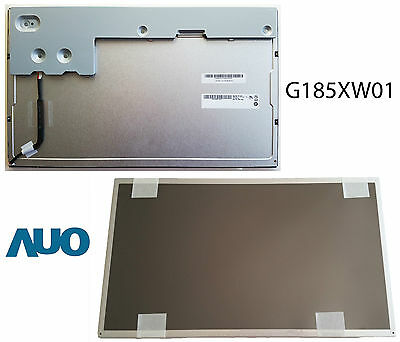 "AUO G185XW01-V1 --  Display 18,5""  a-Si TFT-LCD Panel // LVDS // Neu!"