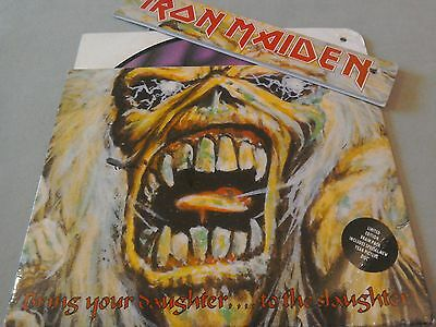 Iron Maiden - Bring Your Daughter To The Slaughter (Picture Disc)