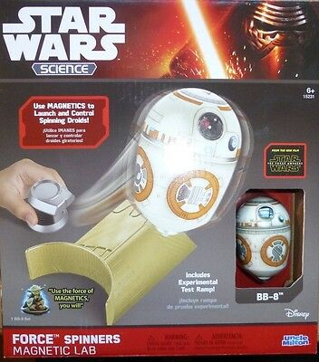 Uncle Milton BB8 Force Spinners Kit Star Wars