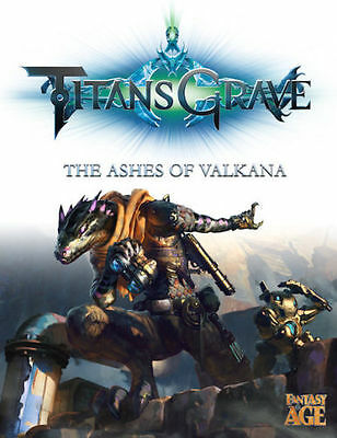 Titansgrave: The Ashes of Valkana for the Fantasy AGE Roleplaying Game
