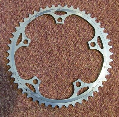 Campagnolo Fit Outer Road Bike 49T Chainring 135 BCD In Silver