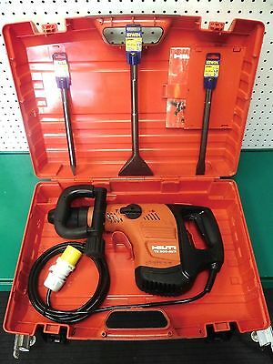 HILTI TE 500-AVR 110v 1100W 5.7kg SDS MAX INDUSTRIAL DEMOLITION BREAKER