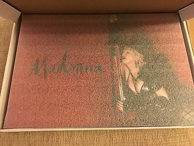 Madonna Rebel Heart Tour Vip Gift Promo Book & Cloth Bag *sealed* New & Rare