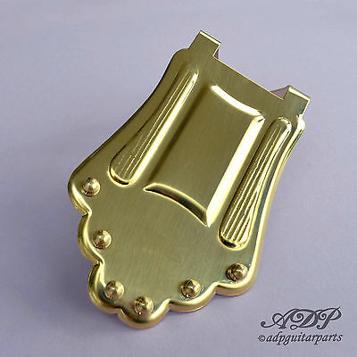CORDIER BUSATO Origin MANOUCHE GIPSY JAZZ Guitar BRASS TAILPIECE craft.M.Dupont