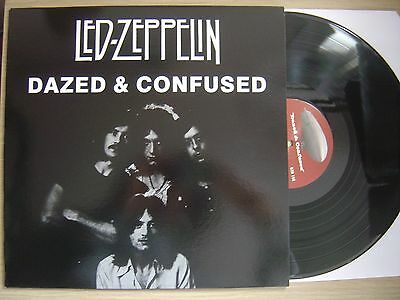 LED ZEPPELIN dazed & confused*1969 BBC SESSIONS*LP BOOTLEG*NEW