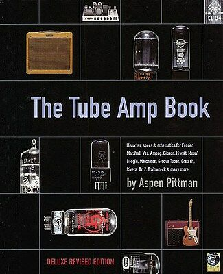 Aspen Pittman: The Tube Amp Book. Book, CD