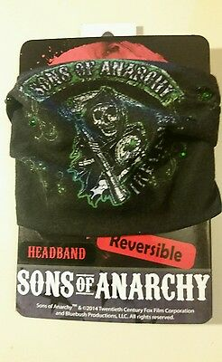 Sons of Anarchy Ireland Hair Glove The Reaper With Gems Official Merchandise