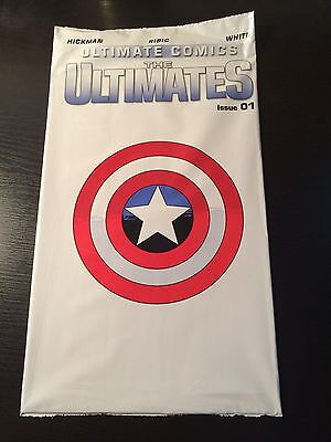 Ultimate Comics Ultimates #1 SEALED