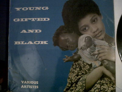 Young Gifted and Black, Pama ECO 35, Rare Reggae LP, Various Artistes