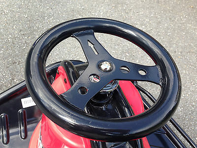 Razor Crazy Cart replacement steering wheel with bolt