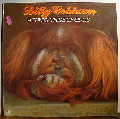 LP BILLY COBHAM - A Funky Thide Of Sings  1975