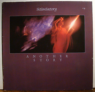 LP FICTION FACTORY - Another Story  1985