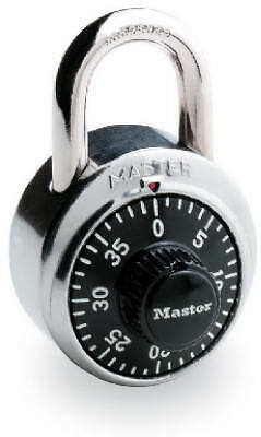 Master Lock 1500D Stainless Steel Combination Padlock-SS COMBINATION PADLOCK