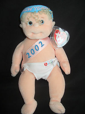 Ty Beanie Kids - Baby 2002 With Tag