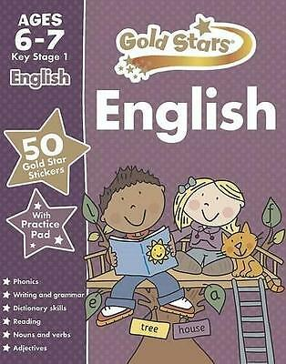 Gold Stars English  6 - 7 Years  School  Workbook - Key Stage 1