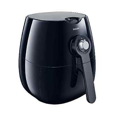 Brand New Philips HD9220/20 Healthier Oil Free Airfryer - Black (FREE SHIPPING