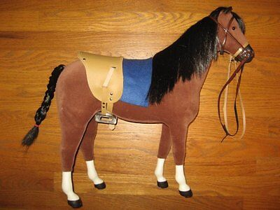 American Girl Felicity's HORSE Penny EXCELLENT CONDITION