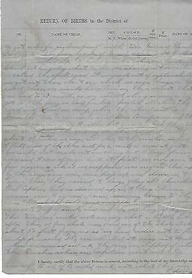 Fascinating Reconnoiter of South Carolina: Civil War PA Roundhead Writes Father