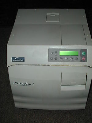 Midmark Ritter M9 Ultraclave fully automatic sterilizer. Excellent condition