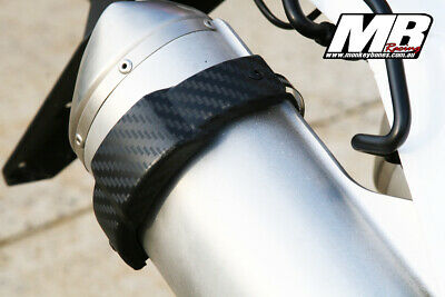 MonkeyBones - Super Motard Muffler / Exhaust Slider / Protector