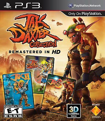 Jak and Daxter Collection PS3 | PlayStation 3  - New Game