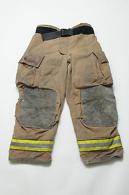 Globe G-Xtreme Firefighter Turnout Bunker Trouser Pant - Size 38