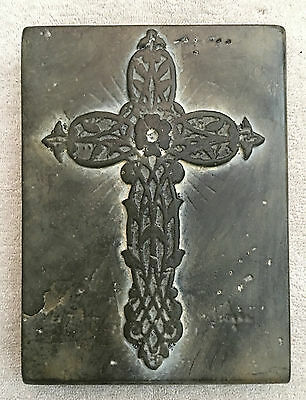 SIGNED Sid Dickens 2015 Limited Edition Memory Tile - Medieval Cross