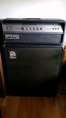 Ampeg V4 with matching cab