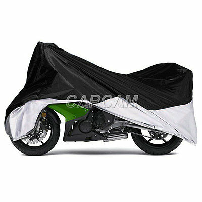 L Motorcycle Cover for Kawasaki Ninja EX 250 250R 300 500 500R 650 650R