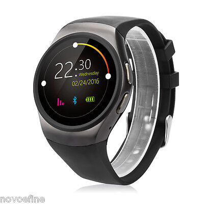 KW18 Bluetooth Sport Smart Watch Inteligente Orologio Polso SMS Per Android IOS
