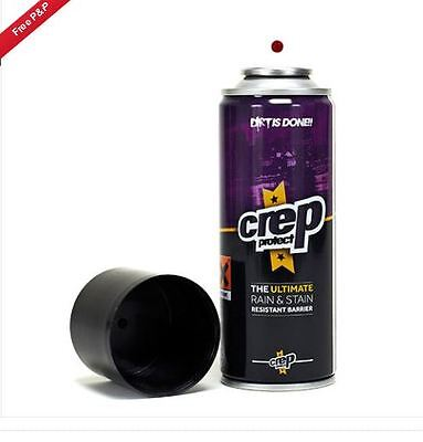 Crep Protect Spray for Shoe Sneaker and Hat care Hydrophobic Cleaning Spray