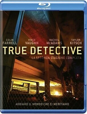 True Detective - Stagione 2 (3 Blu-Ray)