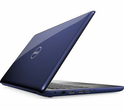 "DELL Inspiron 15 5000 15"" Laptop - Midnight Blue 1TB HDD 8GB RAM Windows 10"