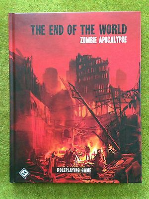 The End Of The World : Zombie Apocalypse roleplay game by Fantasy Flight Games
