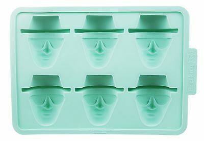 Breaking Bad Heisenberg Face Silicone Ice Cube Tray Summer Party