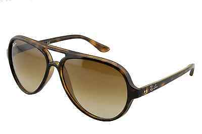 ... ray ban rb4125 cats 5000 oversized sunglasses .