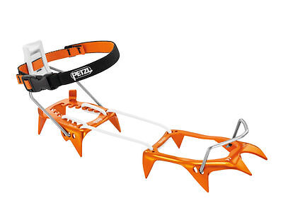 PETZL LEOPARD LLF - Ultra light crampon  for ski touring and snow travel