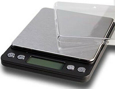 Bl Scale Precision Weighing 10x10cm Kitchen Coin Balance
