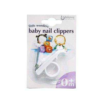 Little Wonders Baby Nail Clippers - New & Sealed