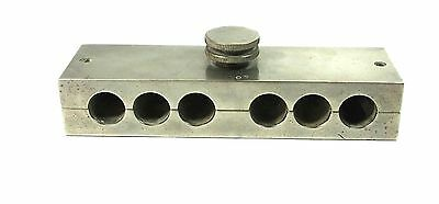 Antique vintage Suppository Mould mold chemist apothecary medical Victorian
