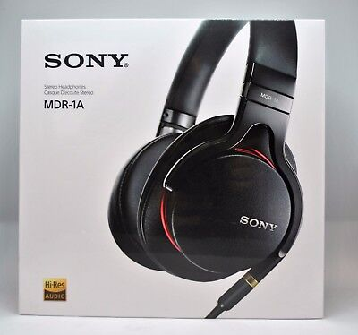 Sony MDR-1AB High Resolution Kopfhörer 40mm High Definition - Neu & OVP, Händler