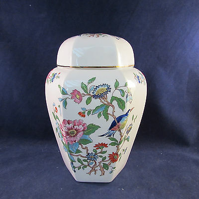 Aynsley Bone China PEMBROKE Large Covered Jar