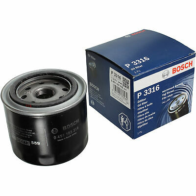 Original BOSCH Ölfilter 0 451 103 316 Öl Filter Oil